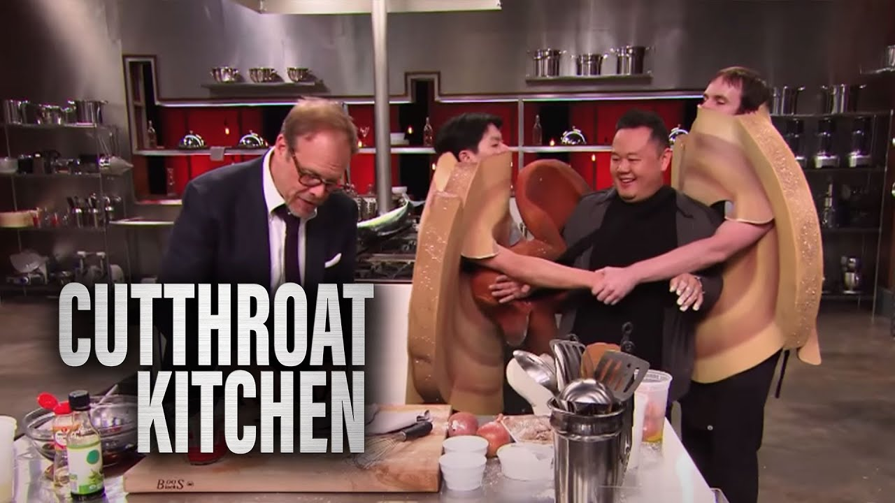 Download Cutthroat After-Show: Fry Hard   Cutthroat Kitchen   Food Network