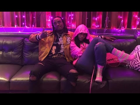 Nicki Minaj Invites Quavo To Her Studio To Play New Song With Yo Gotti