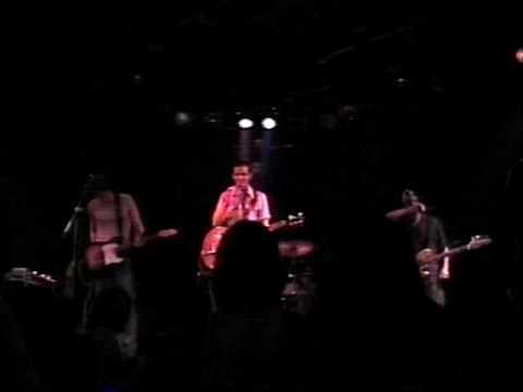 Sparrows @ Curtain Club 8-15-02