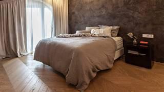 INTERIOR DESIGN studio LOFT style apartments and minimalism