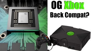 WOW! Dev Hints At OG Xbox Backwards Compatibility With Xbox Scorpio!