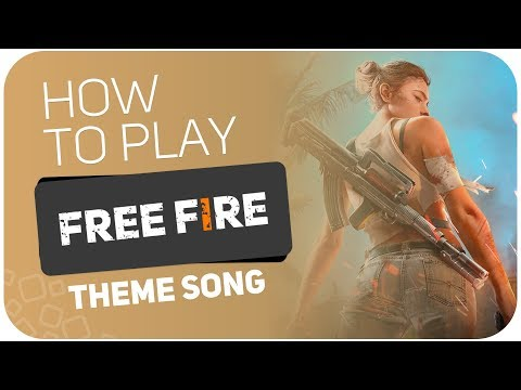 FREE FIRE - Theme song | SUPER PADS KIT FIRE FREE