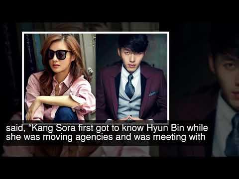 Breaking: Hyun Bin And Kang Sora Reportedly Dating