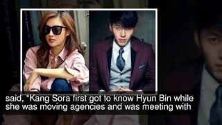 20170311 Breaking: Hyun Bin And Kang Sora Reportedly Dating
