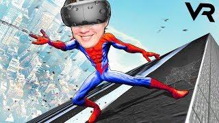 VR | НОВЫЙ ЧЕЛОВЕК-ПАУК - Spider-Man Far From Home Virtual Reality