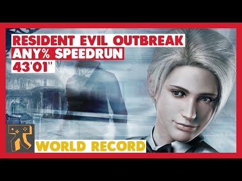 Resident Evil Outbreak - Any% Speedrun - 43