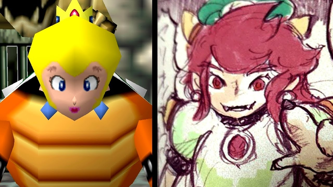 Top 5 Times BOWSETTE Was REAL (Super Mario)