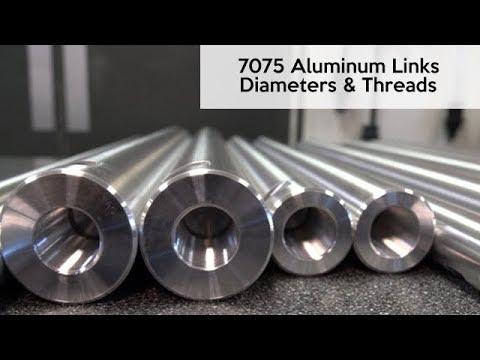 7075 Aluminum Links