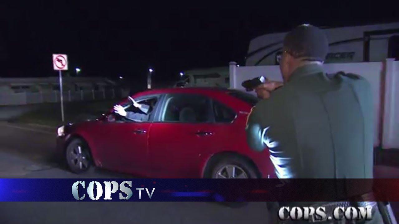 Jumping The Gun Show 3008 Cops Tv Show