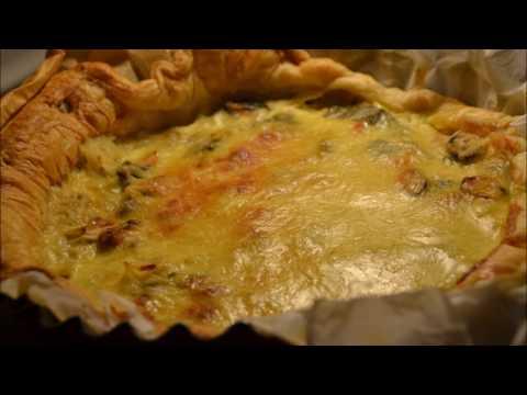 recette-cookeo-quiche-moules-poireaux