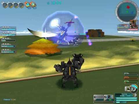 Cosmic Break - Final Battle! Demonfox Haku (Part 1)