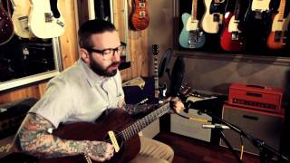 "City and Colour ""Silver and Gold"" At: Guitar Center"