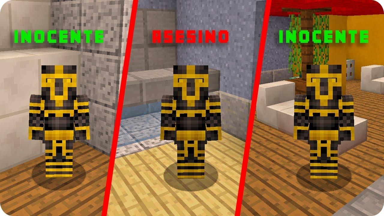 Quien Es El Verdadero Massi Trolleo En Minecraft Minecraft Murder