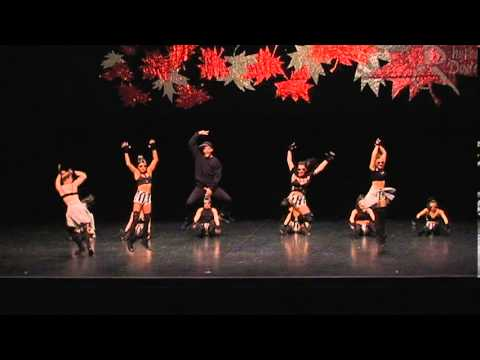 Hip Hop Group Dance Number - YouTube