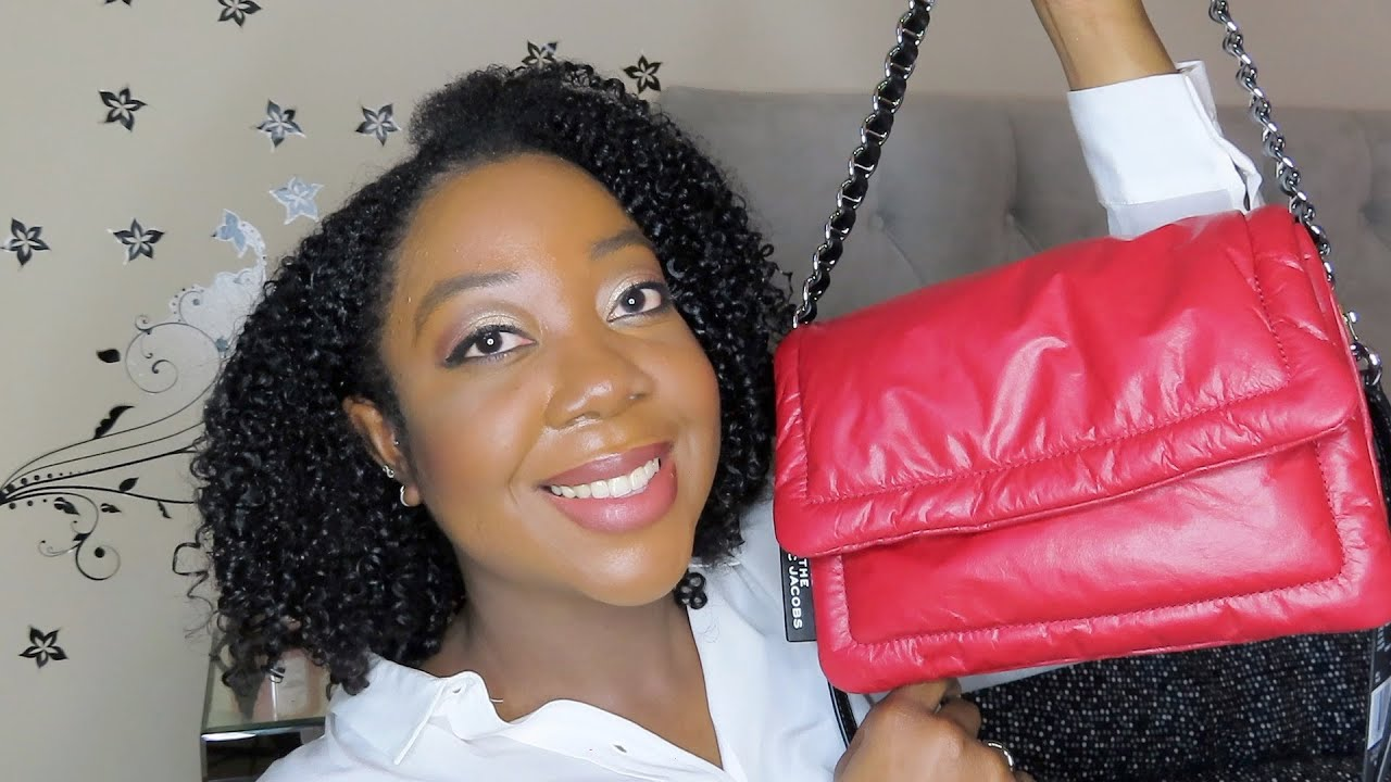 marc jacobs pillow bag reveal zara justina