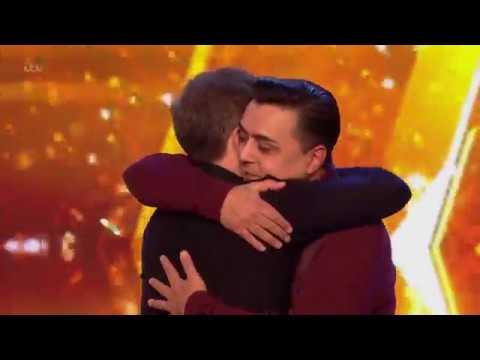 Marc Spelmann - Britain's Got Talent 2018 - Golden Buzzer