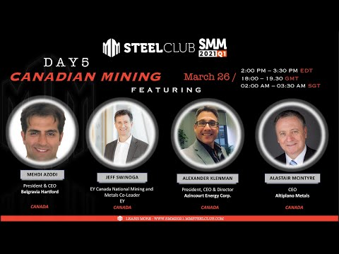 Canadian Mining Overview Q1 2021