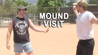 Baseball Wisdom - Mound Visit with Kent Murphy