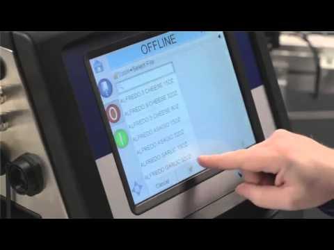 Code Assurance ®   Imprimantes Videojet 1550 et 1650