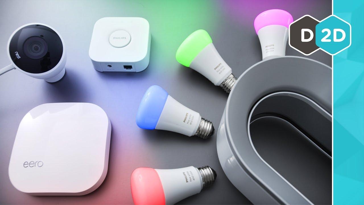 Best Tech Gift Ideas – Smart Home Tech!