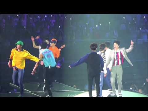 180811 EXO(엑소)-Power@The EℓyXiOn[dot] In Macao Day2[fancam]