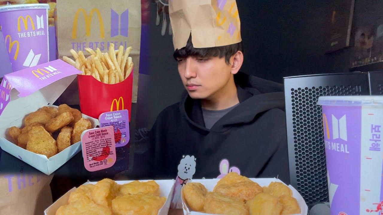 The BTS Meal review mendalam.