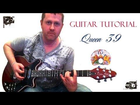 '39 - Queen - Guitar Lesson