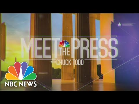 Meet The Press Broadcast (Full) - August 2nd, 2020 | Meet The Press | NBC News