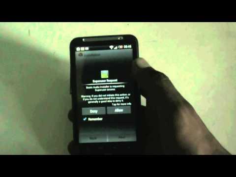 Install Beats Audio on Android Devices (Htc,Samsung, Motorola ETC)