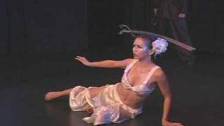 Story of Yang Guifei Through Dance - Xin/Kokoro By Sayaka Pereira