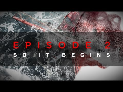 "Volvo Ocean Race RAW: ""So it begins"" - Leg 1 Review"