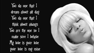 Gambar cover Rihanna - You Da One Lyrics Video