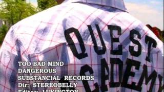 Download Dangerous Too Bad Mind MP3 song and Music Video
