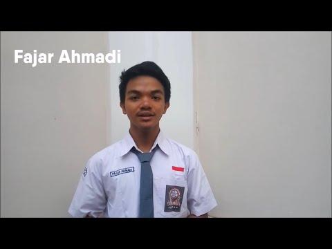 Visi & Misi Calon Ketua OSIS SMAN 14 Periode 2016/2017