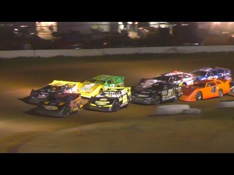 RUSH Crate Late Model Feature | McKean County Raceway | Jim & Mike Duffy Memorial | 4-23-16