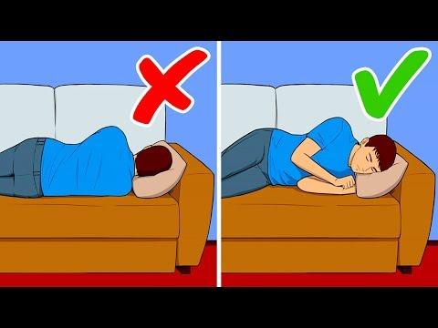8 Причин, Которые Заставляют вас Просыпаться по Ночам