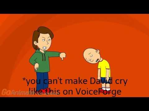 Voiceforge Not Working - 0425