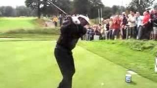 AMEX World Golf Championship Swing Show