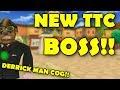 Corporate Clash: TTC BOSS! DERRICK MAN!!