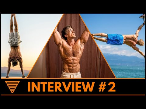 ERIC FLAG | How To Earn Your Living From YouTube & Calisthenics | The Athlete Insider Podcast #2