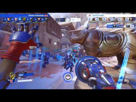 OWWC SOUTH KOREA Vs UK Nepal - Support Perspective