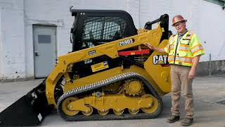 Cat® 259D3 Compact Track Loader CTL Demo