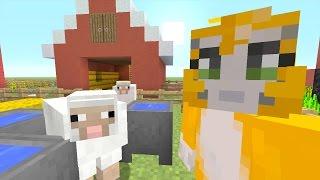 Minecraft Xbox - Building Time - Animal Farm {32}