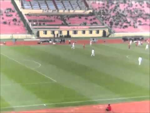 Yanbian Baekdu  1 vs  4   Wuhan Zall  - Full  Game