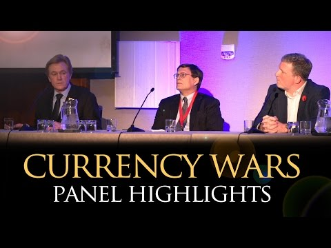 Mike Maloney, Jeff Christian & Grant Williams - 'Currency Wars' Panel Highlights Silver Summit 2015
