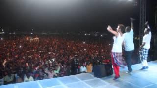 Tuliamsha popo kwa sana tu & Dj Fetty kule Dj Zero NiSheedah! (Serengeti Fiesta 2014 Bukoba)