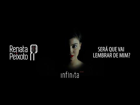 Renata Peixoto - Será Que Vai Lembrar de Mim? (Vídeo Oficial)