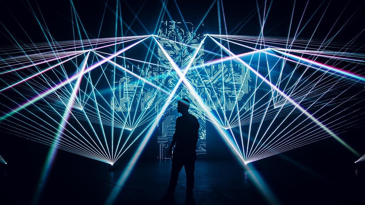 Notch Designer for Martin Garrix - ANIMA World Tour — Marco
