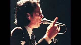 nick cave - she passed by my window