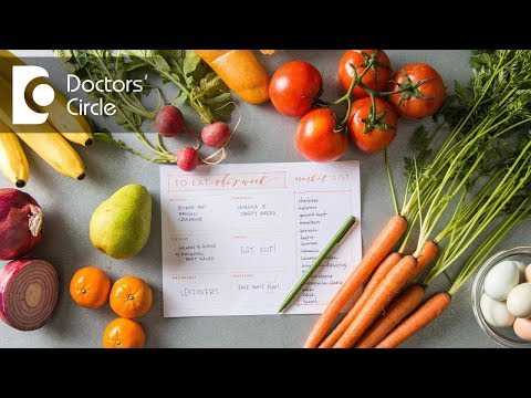 What Is The Suggested Diet Chart For A Kidney Transplanted Patient? - Dr. Sankaran Sundar